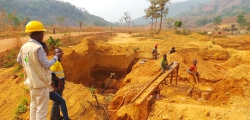 November 2018 – Ongoing: Environmental and Social Impact Assessment (ESIA) for Baomahun Gold Project; Algom Resources Ltd, Valunia Chiefdom, Bo District, Sierra Leone.