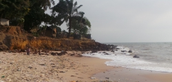 Coastal Vulnerability Assessment (CVA) for UNDP-GEF Project
